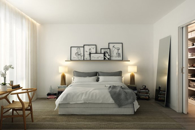 tips to make a small bedroom feel larger Tips to Make a Small Bedroom Feel Larger Small Bedroom Ideas 30 1 Kindesign