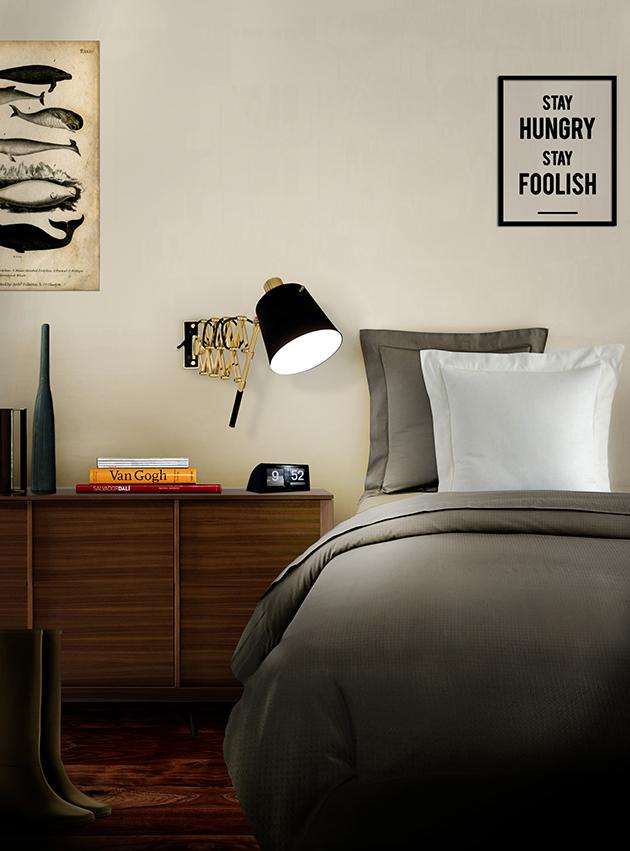 Isaloni 2014: Modern Bedrooms Isaloni 2014: Modern Bedrooms delightfull pastorius 01