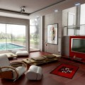 10 Living Room Interior Designs 10 Living Room Interior Designs Modern Living Room TV Wall Units 10 in Vibrant Red Color 880x6601 120x120