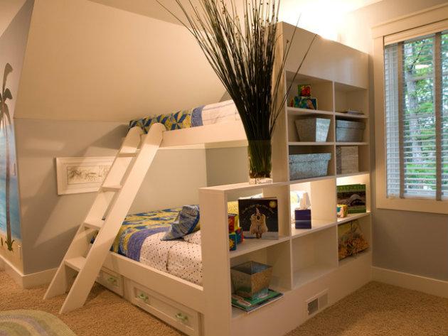 Fun Kid Bedroom Ideas fun kid bedroom ideas Fun Kid Bedroom Ideas bunk beds and storage