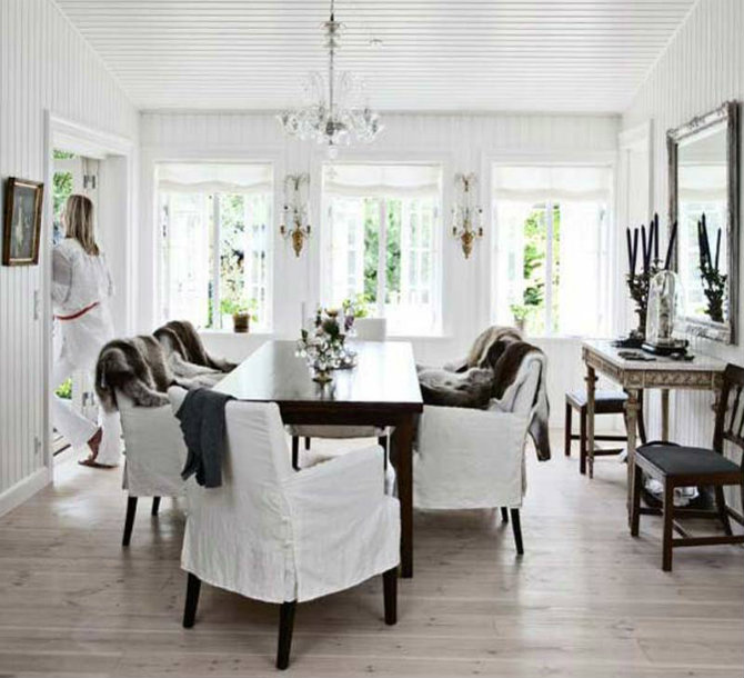 25 decorating ideas for small dining room 25 Decorating Ideas for Small Dining Room   20