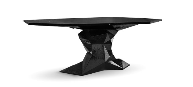 The Hottest Round Dining Table, dining table,dining room, tables, design, luxury furniture brands, luxury dining table, round table