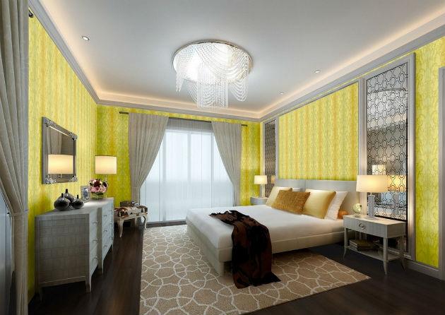 Best interior design ideas with crystal chandeliers