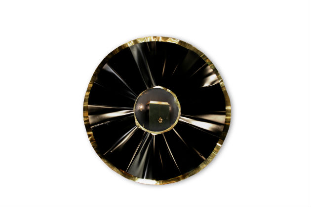 Top 5 black and gold wall mirrors