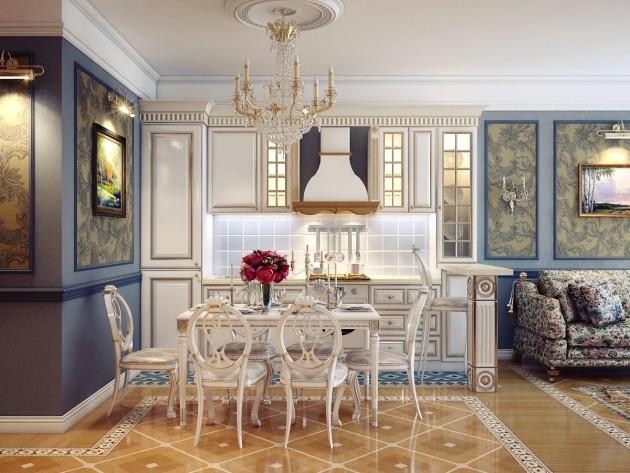 Vintage dining room decorating ideas