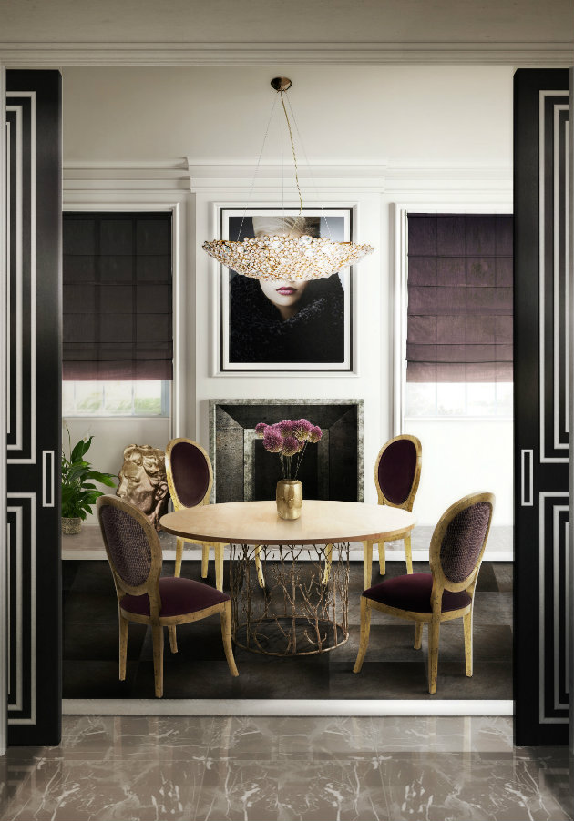 top 11 decorating ideas for your dining room Top 11 Decorating Ideas For Your Dining Room 28