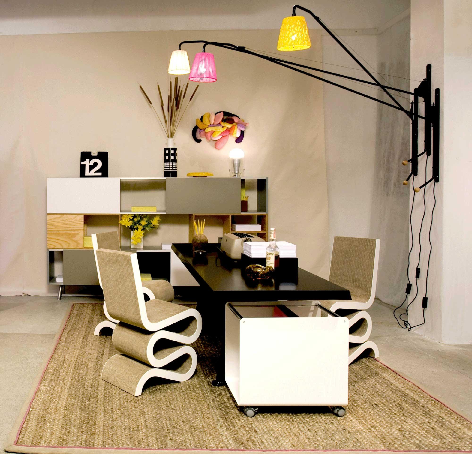 Home Office Interior Design Ideas: How To Get A Modern Home Office Interior Design