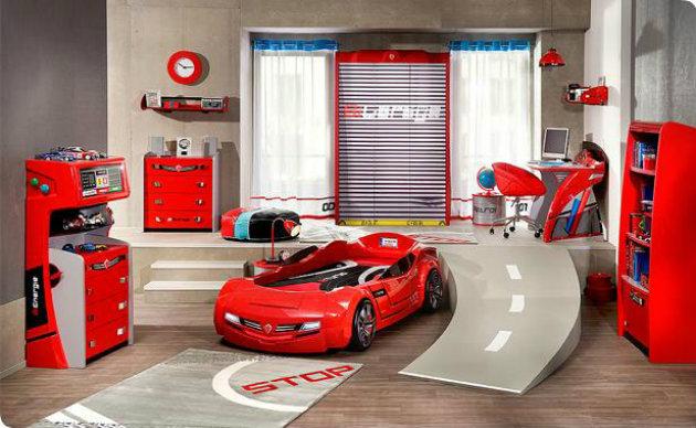 The Best Bedroom Interior Design For Boys