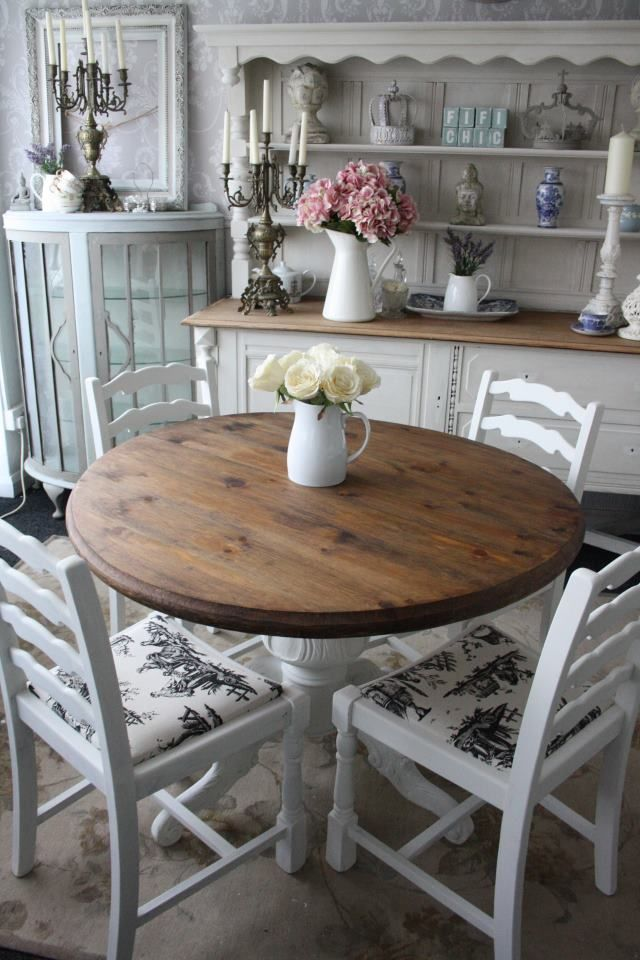 Vintage dining room decorating ideas for Vintage dining room decorating ideas