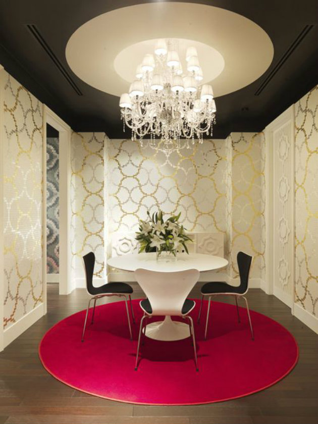 top 11 decorating ideas for your dining room Top 11 Decorating Ideas For Your Dining Room 63