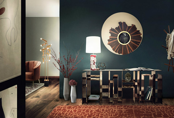 Top 10 Extravagant Wall Mirror for Living Room