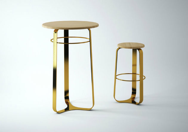 top 5 black and gold bar stools Top 5 Black and Gold Bar Stools Boomerang 021