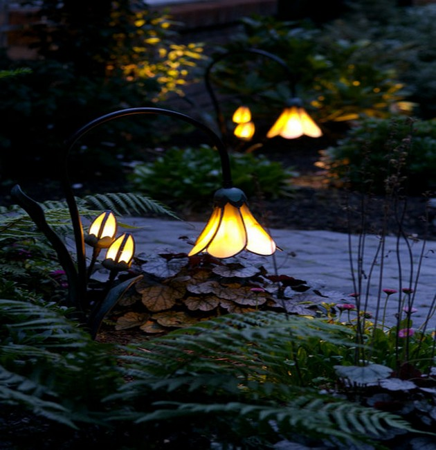 10 Inspiration Lighting for your outdoor 10 Inspiration Lighting for your outdoor Fantastic Home Exterior Design with Classic Outdoor Lamp Decoration