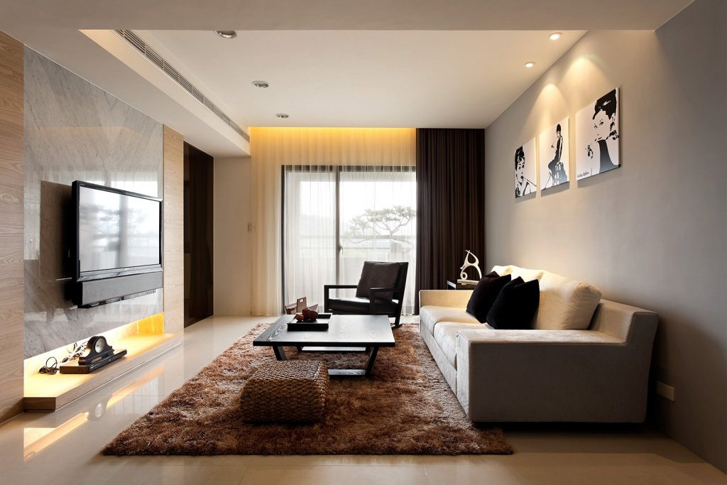 To get a modern living room interior design modern living room decor