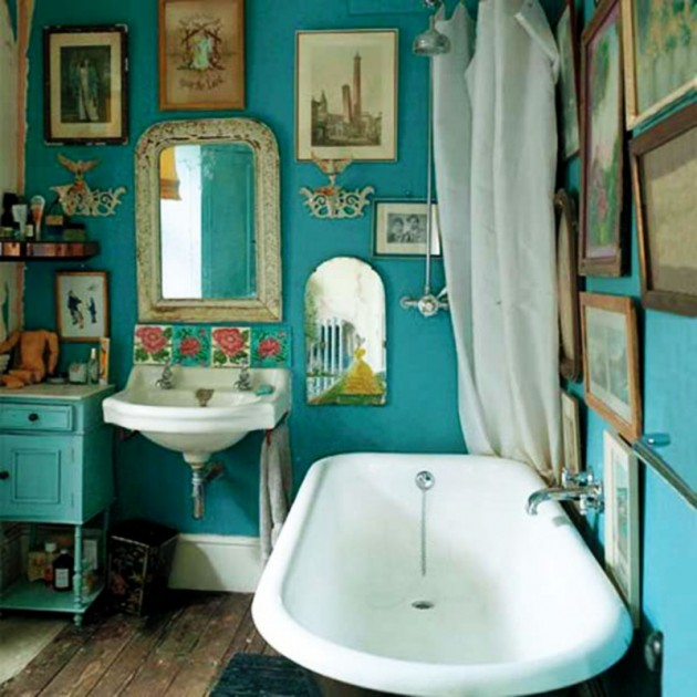 Vintage Bathroom Decorating Ideas Creative Ideas for Bathrooms Decoration Creative Ideas for Bathrooms Decoration Small Vintage Bathroom Ideas 800x800 e1417014502945