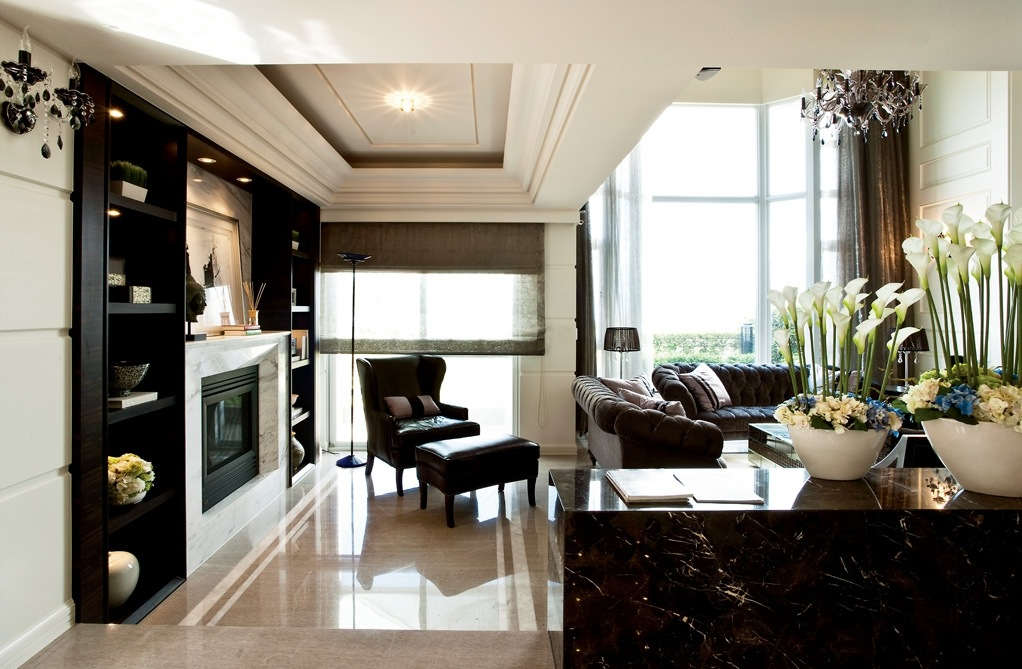 How to get a Classic Living Room Interior Design How to get a Classic Living Room Interior Design Sophisticated living room1