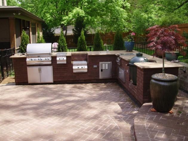 Stunning Summer Kitchens Stunning Summer Kitchens Stunning Summer Kitchens Stunning Summer Kitchens e1417378033656