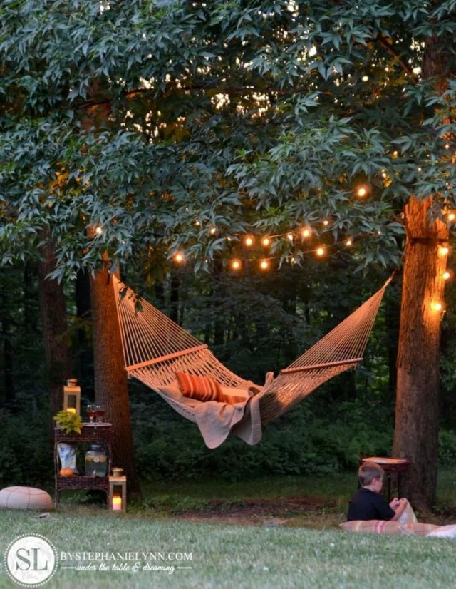 Dreamy outdoor decorating ideas