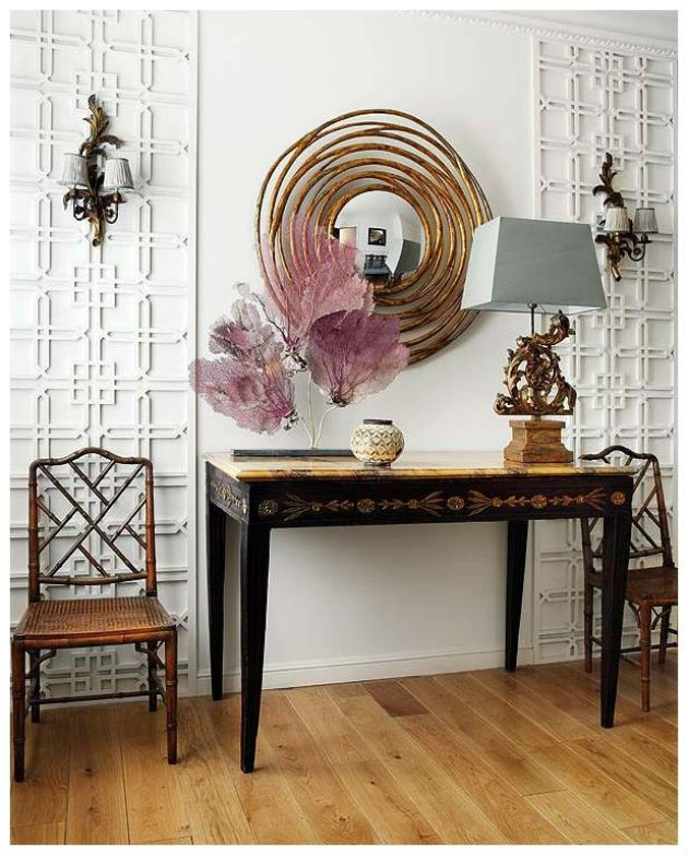 How To Decorate Your Hallway With A Convex Mirror How To Decorate Your Hallway With A Convex Mirror How To Decorate Your Hallway With A Convex Mirror convex mirror hallway 4