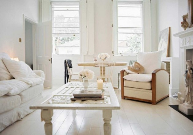 Decorating ideas to have a comfortable living room room for Comfortable living room ideas