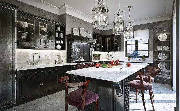 Perfect Lighting for your Kitchen