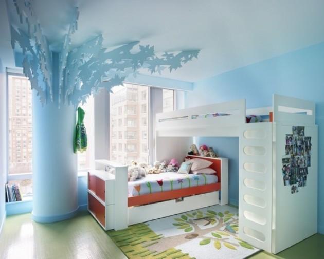 Kids Room Decorating Ideas To Inspire You Kids Room Decorating Ideas To Inspire You kids room decor idea e1417011214673