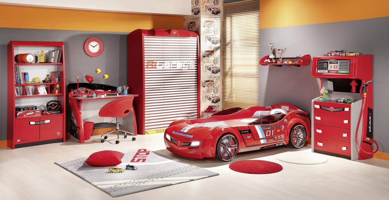 Tips Home Design Kids Room Cars Images