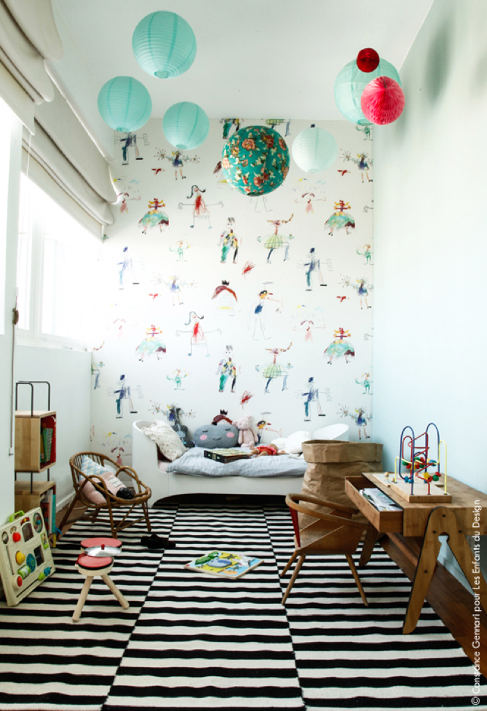 Kids room decorating ideas for small apartments