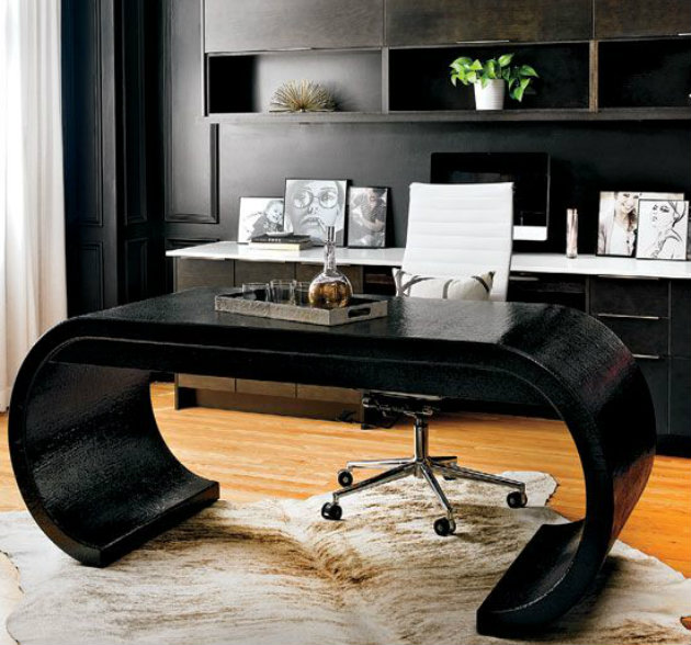 The Most Luxurious Office Interior Design The Most Luxurious Office Interior Design luxury home office Style at Home