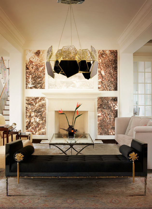 Black And Gold Living Room Furniture #18: Living Room Ideas With Gold Furniture