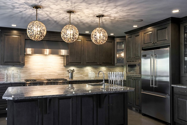 how to choose kitchen lighting