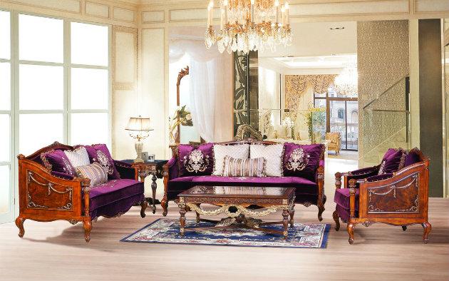 nice classic living room design inspiration
