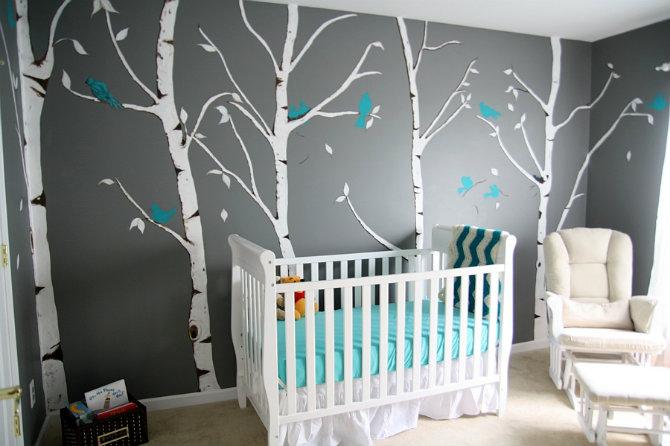 Top 10 Nursery Room Decor Ideas in Grey, decorate,room of your baby,nursery room ideas, room decor ideas in grey, decor ideas in grey, nursery room, color Top 10 Nursery Room Decor Ideas in Grey Top 10 Nursery Room Decor Ideas in Grey nr1