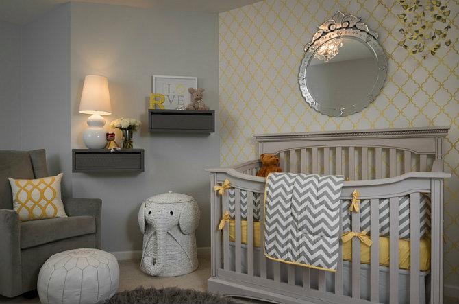 Top 10 Nursery Room Decor Ideas in Grey, decorate,room of your baby,nursery room ideas, room decor ideas in grey, decor ideas in grey, nursery room, color Top 10 Nursery Room Decor Ideas in Grey Top 10 Nursery Room Decor Ideas in Grey nr9