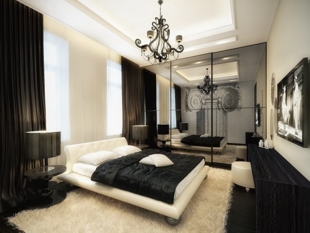 Top 5 designers' home bedroom decor ideas to inspire you The Most Iconic Bedroom Interior Design The Most Iconic Bedroom Interior Design origin Holivudas glamuriga 3 e1417080370499