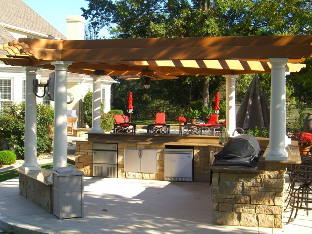 How To Build An Outdoor Kitchen How To Build An Outdoor Kitchen How To Build An Outdoor Kitchen outdoor feature e1417380281996