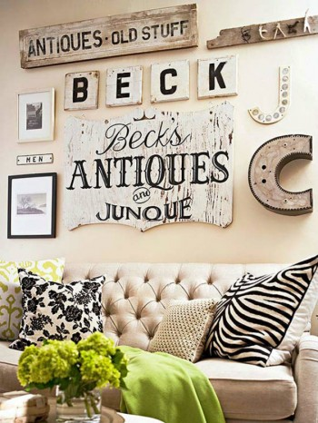 Vintage Decorating Ideas for your Living Room Vintage Decorating Ideas for your Living Room vintage1 350x466