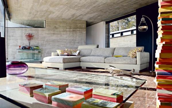 The Best Modern Sofas for Living Room the best modern sofas for living room The Best Modern Sofas for Living Room white sofa couch living room furniture roche bobois15