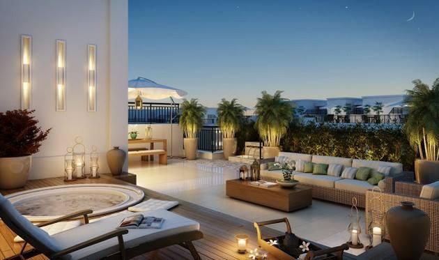Pics Of Luxury Outdoor Spaces