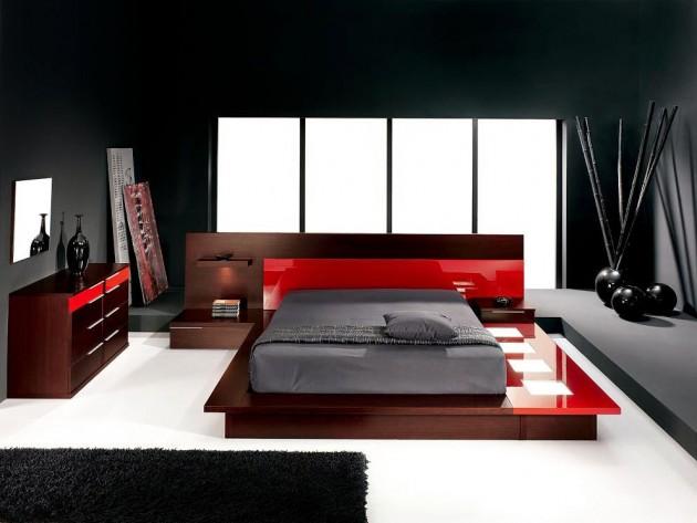 20-modelos-decoracao-de-quarto-de-casal-moderno Get A Modern Master Bedroom Decoration Get A Modern Master Bedroom Decoration 20 modelos decoracao de quarto de casal moderno e1417535714430