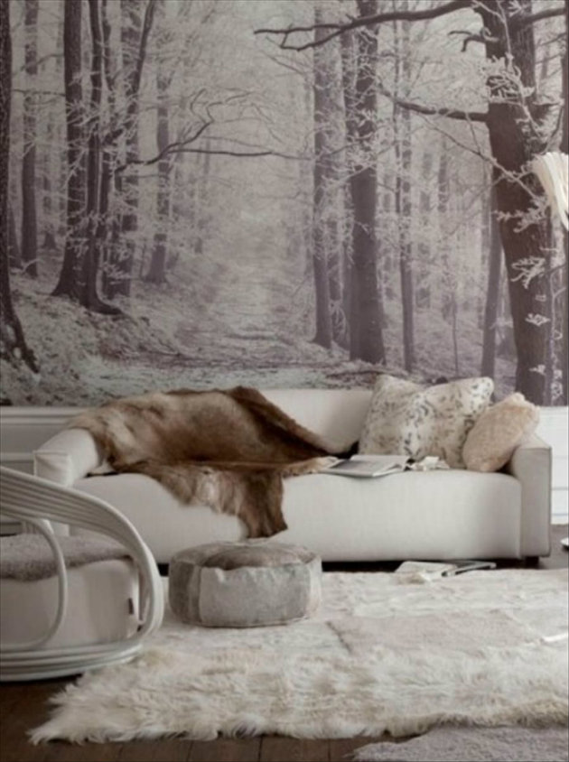 10 glamorous Winter decorating ideas 10 glamorous Winter decorating ideas 31