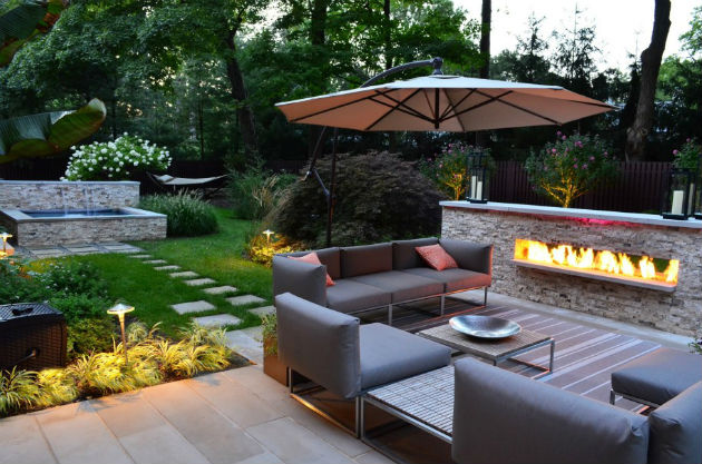 Stylish Outdoor Spaces
