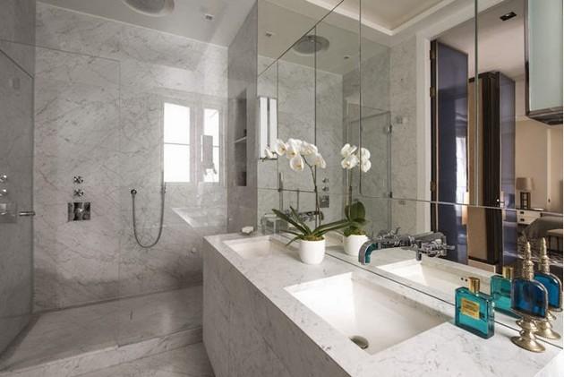 French Bathroom Decor Ideas Room decoration for your Paris apartment Room decoration for your Paris apartment Bt1
