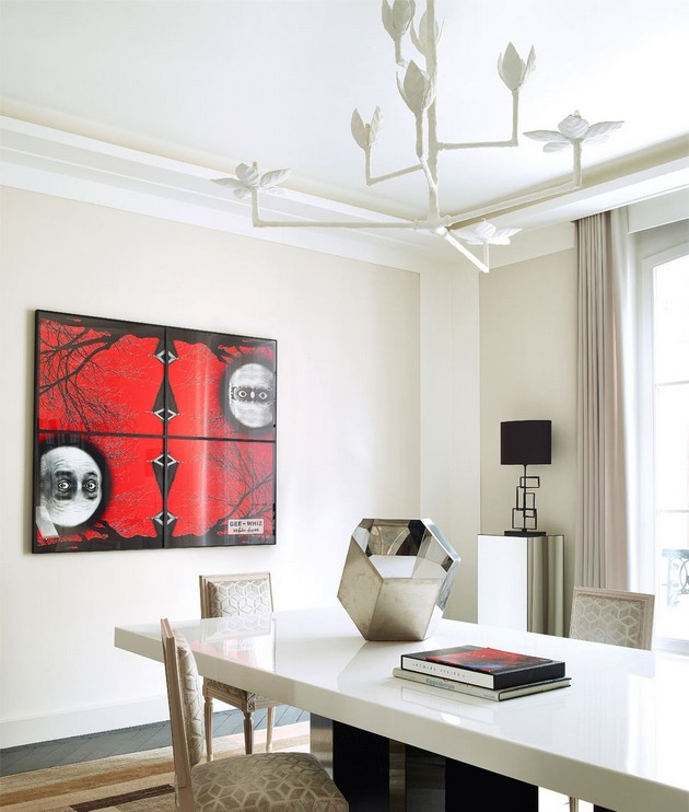French Dining Room Inspiration Ideas