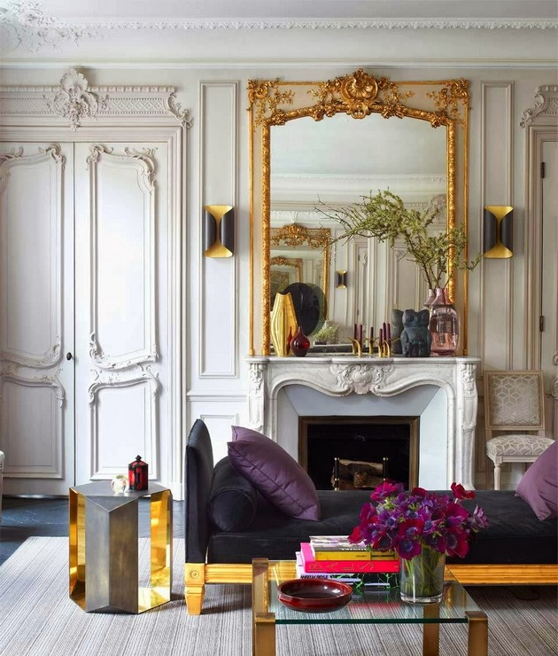 Room decoration for your Paris apartment