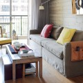 5 creative ideas for small living rooms