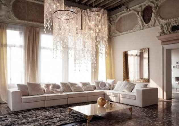 The Best Chandelier for your Living Room
