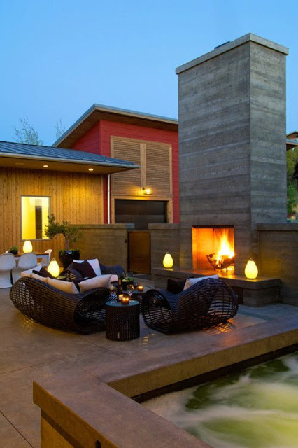Stylish Decoration for Outdoor