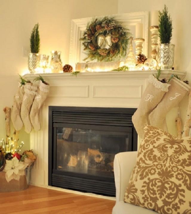 10 glamorous winter decor ideas  10 glamorous Winter decorating ideas 10 glamorous Winter decorating ideas winter 4 640x715