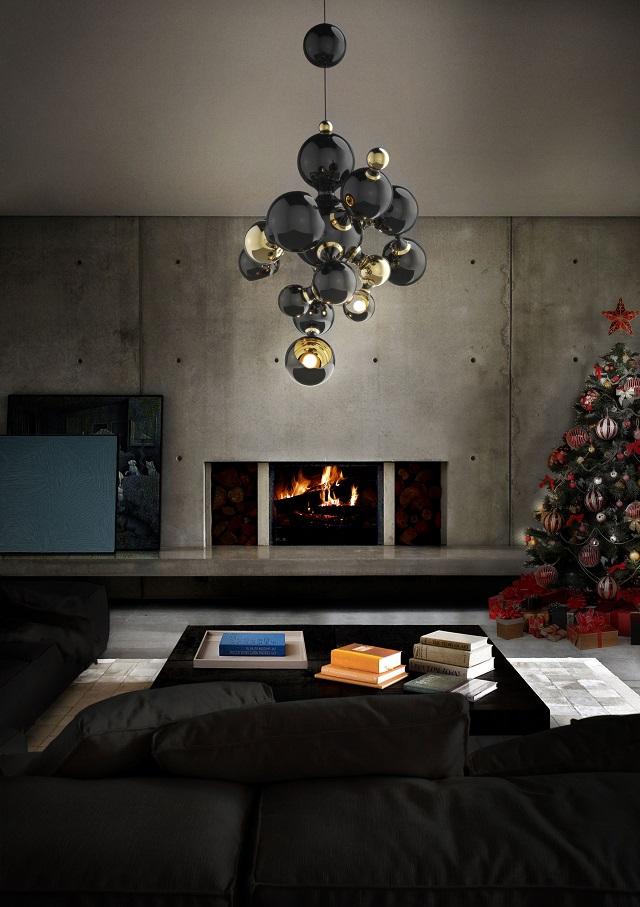 10 glamorous winter decor ideas  10 glamorous Winter decorating ideas 10 glamorous Winter decorating ideas winter 6